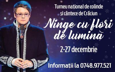 """""""NINGE CU FLORI DE LUMINĂ"""""""