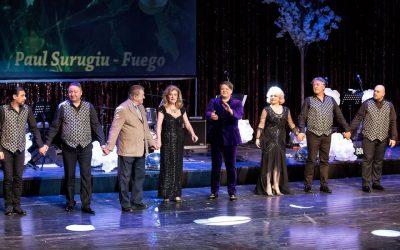 Fuego a cantat in duet cu Aurelian Andreescu si Mihaela Runceanu! Cum a fost posibil?