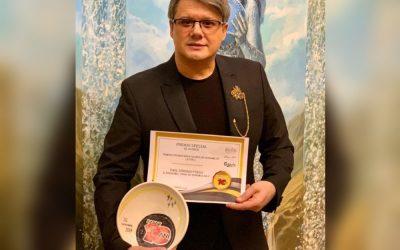 Paul Surugiu Fuego, câștigător la Gala Premiilor Radar de Media 2019