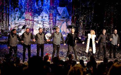 Regal cu Fuego la Teatrul Naţional din Bucureşti, în ziua de Crăciun