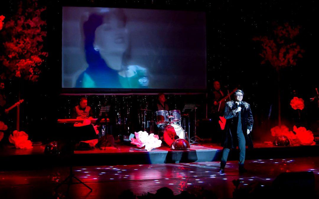 Show de 3 ore cu Fuego și cu muzica ușoară românească la Teatrul Național